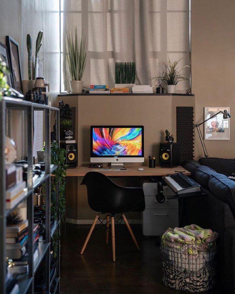 Super Awesome Workspaces & Setups 28 - Graphic Design ...