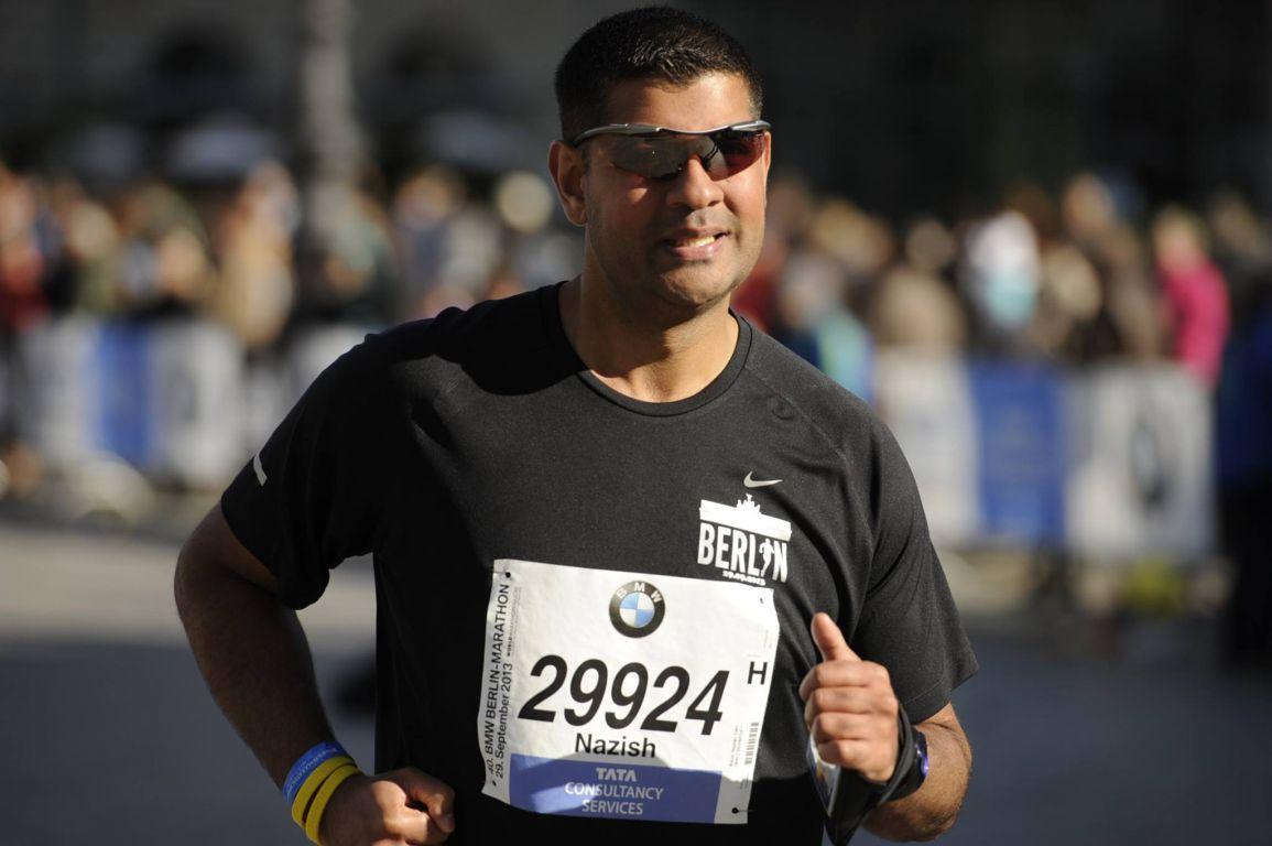 Nazish Bana to run 26.2 miles Tokyo marathon for Aga Khan Foundation UK