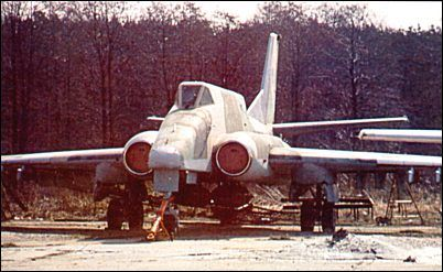 First flight of the Ilyushin Il-102 experimental ground-attack aircraft 25/9 1982.