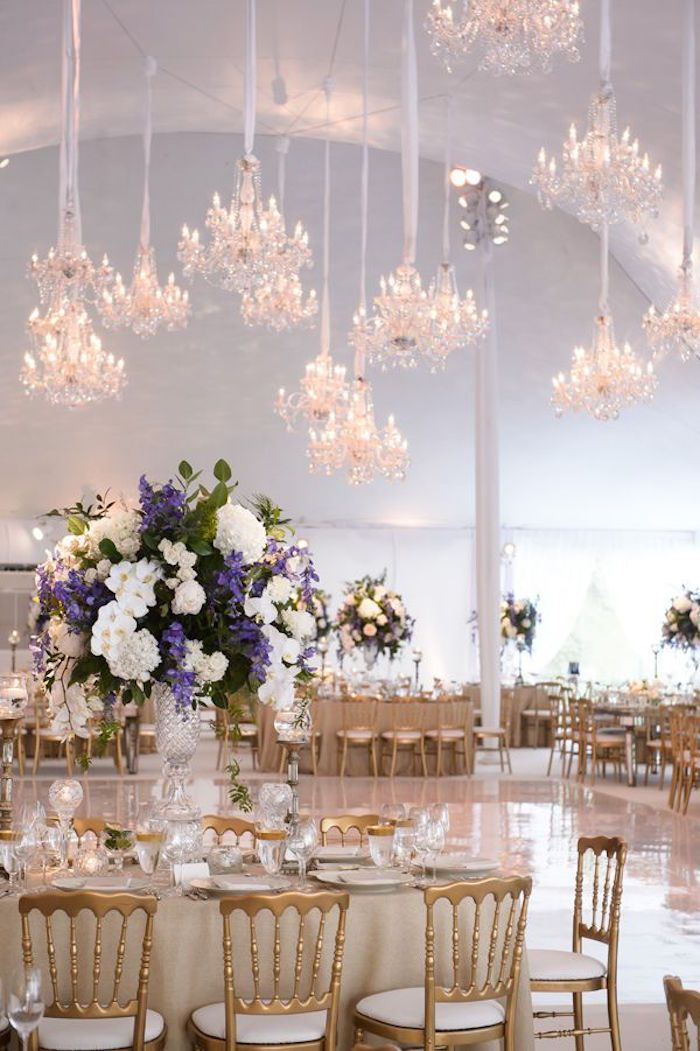 Tent Weddings And Drapes With Luxe Style Tent Wedding