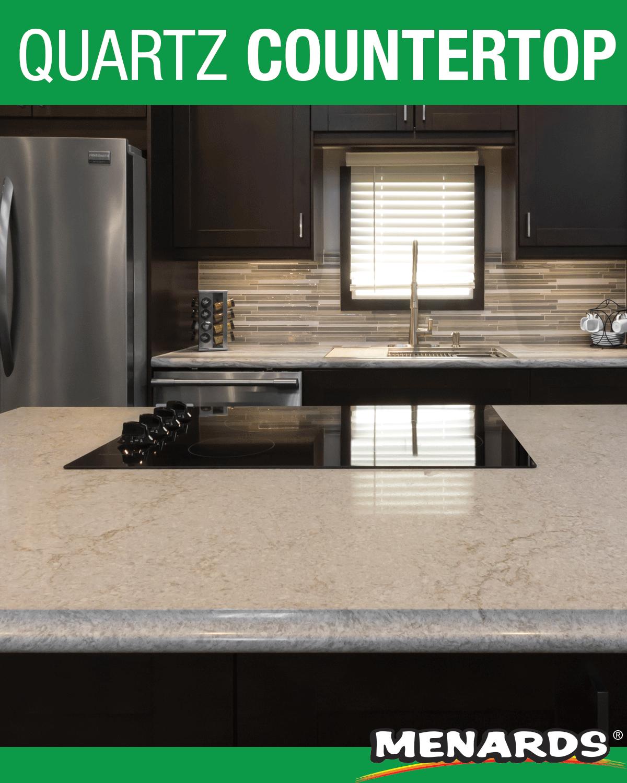 Riverstone Quartz Countertops Kitchen Backsplash Images Menards Kitchen Kitchen Backsplash Photos