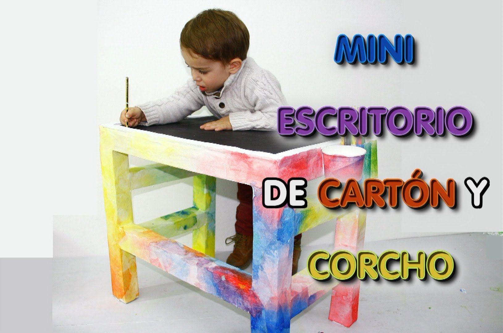Mueble Escritorio De Pizarra Cart N Y Porexp N Muebles De  # Muebles Pizarra