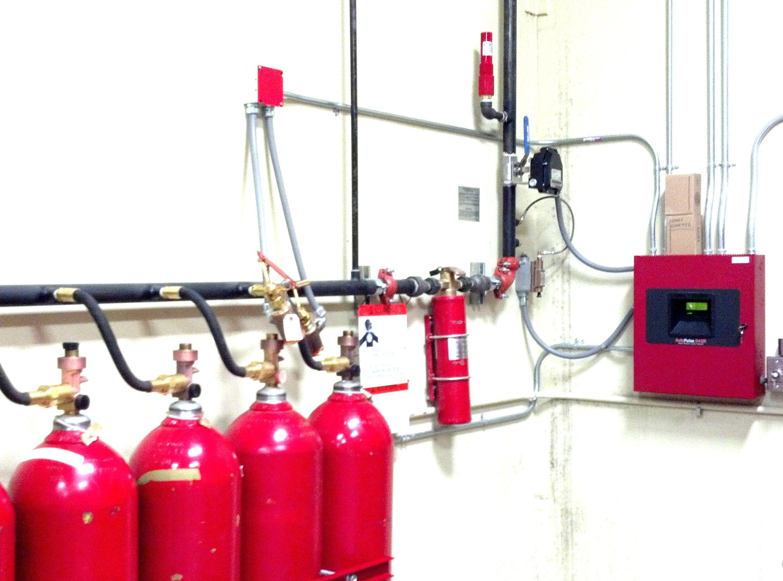Novec 1230 Fire Suppression System Fire Suppression Fire