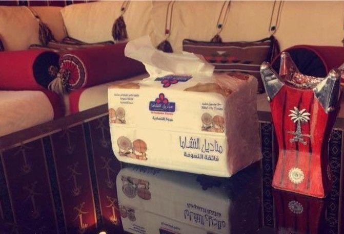 مناديل النشاما 500 منديل عرض رمضان