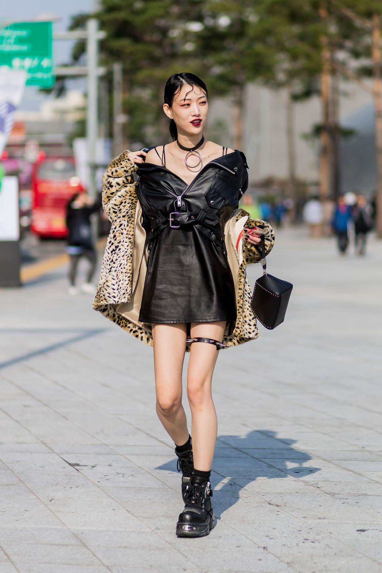 Fashion Disaster Ideas - Seoul fashion week street style