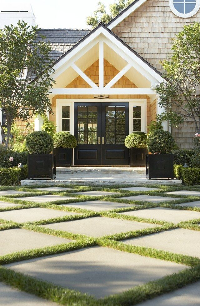 4 Gorgeous Front Yard Landscaping Ideas is part of lawn Square Yards - Say goodbye to your generic, sprawling lawn