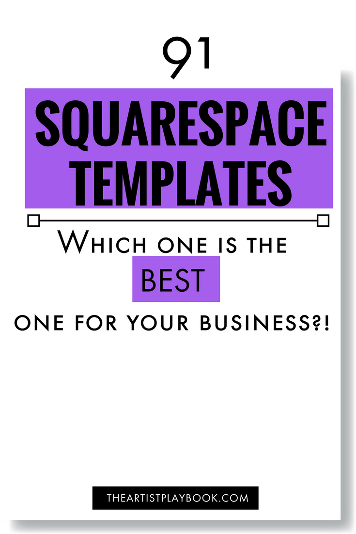 91 squarespace templates which one is the best one for my business 91 squarespace templates which one is the best one for my business fbccfo Gallery