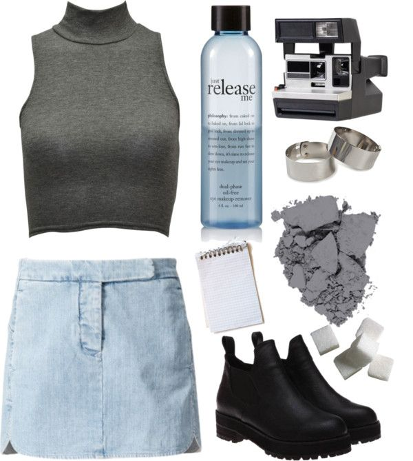 """""""Untitled #87"""" by posyflame ❤ liked on Polyvore"""