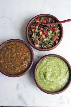 Mi Diario de Cocina | Salsa verde opción 01 | http://www.midiariodecocina.com/