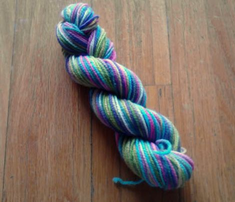 Mini skeins by Lolly tree, love it!