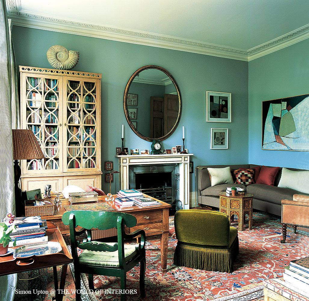 Lounge By Sibyl Colefax John Fowler Interior Design And