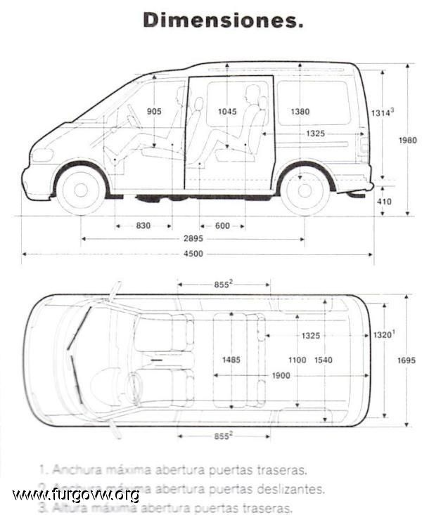 Vanette Cargo Internal Dimensions  Avec Images