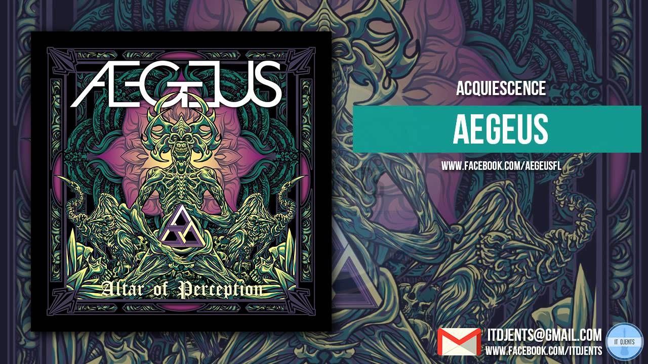 Aegeus - Acquiescence