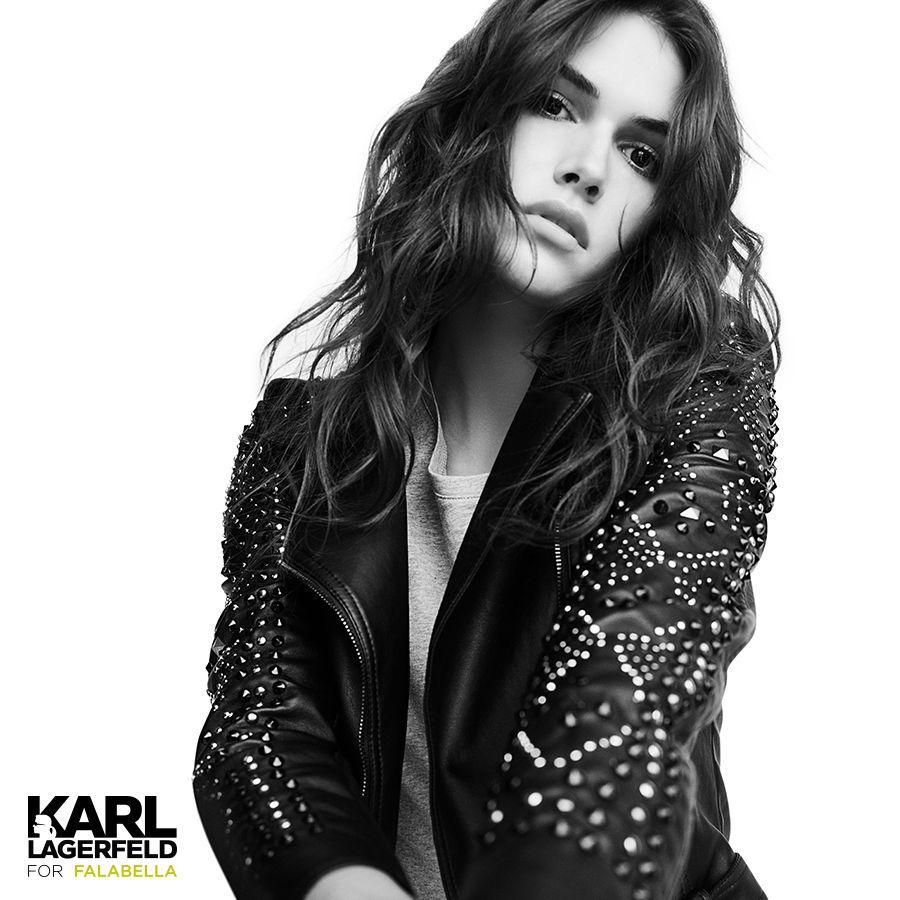 Karl Lagerfeld For Falabella | Karl lagerfeld, Moda femenina
