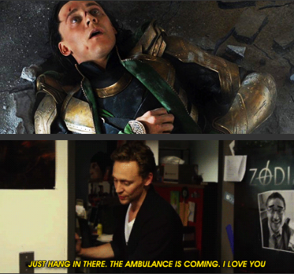 :D you'll get this if you've seen the Loki'd video