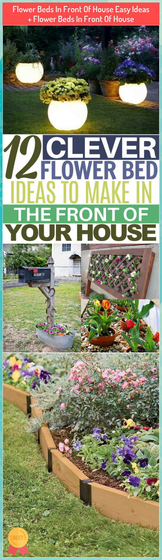 Photo of Flower Beds In Front Of House Easy Ideas + Flower Beds In Front Of House – My Blog – Flower Beds 2020 Flower Beds 2020