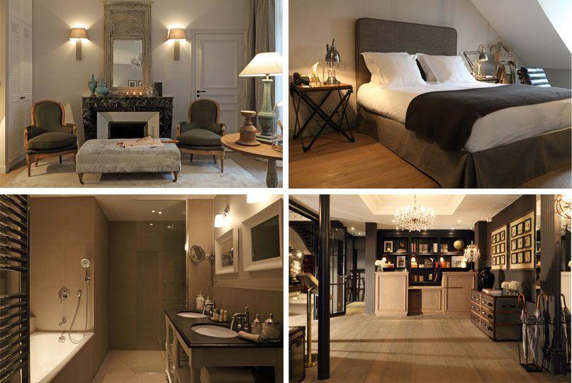 newhotel roblin paris chooses flamant flamant dream home pinterest flamant paris et flamand. Black Bedroom Furniture Sets. Home Design Ideas