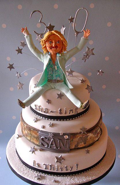 30th Bday Cake