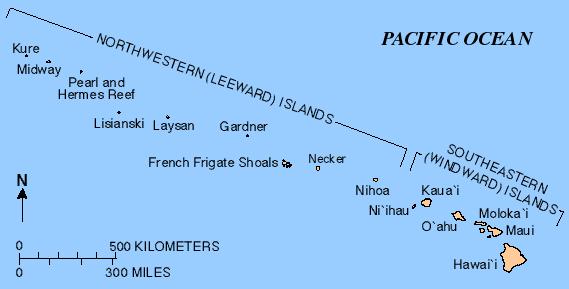 Hawaiian Islands Wikipedia The Free Encyclopedia Hawaiian Islands Island Chain Island