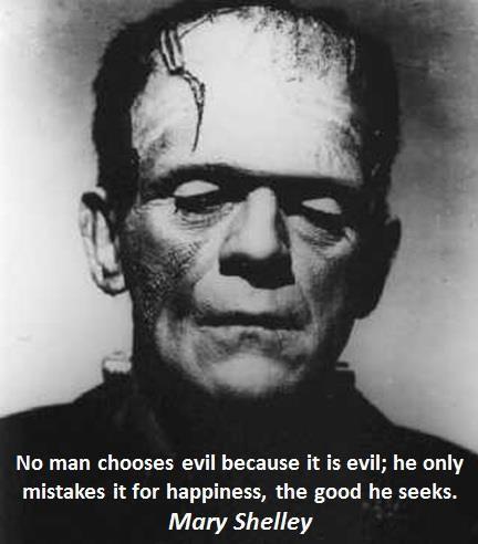 Nature versus Nurture in Frankenstein