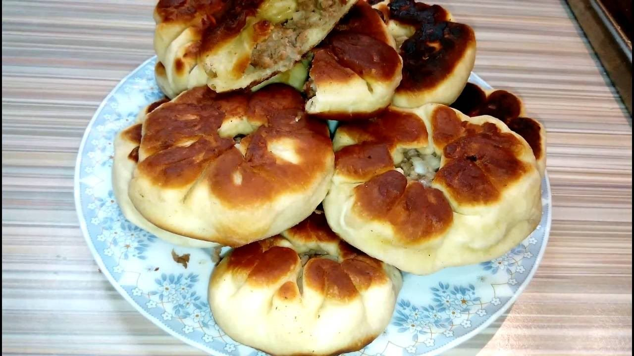 Tat (pies) with Meat - Delicious Homemade Recipe #TTDD