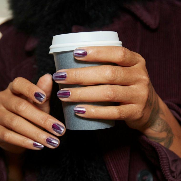 Fabuleux Ongles : quel vernis à ongles pour automne 2017/hiver 2018 VY59