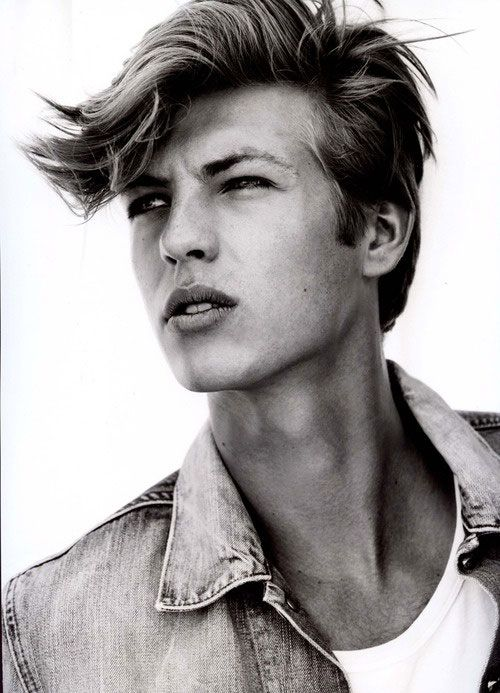 Trendy Mens Hairstyles 2012 2013 Mens Hairstyles 2013 Long Hair Styles Men Mens Hairstyles Medium Long Hair On Top