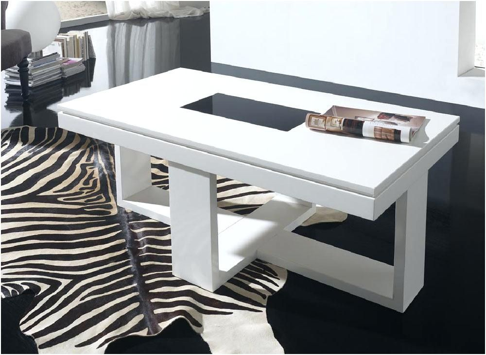 Table Basse Transformable En Table Haute Table Basse Transformable