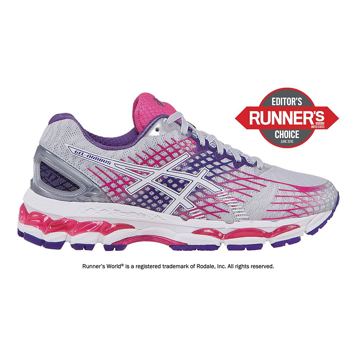 Women's GEL-Nimbus 17 | Asics running shoes, Asics women ...