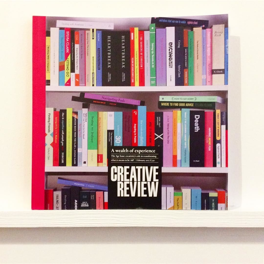 February's @CreativeReview is about #learningfromexperience  specifically the creative sector's role in addressing the needs & desires of an ageing population. These turn out out to be less age-specific than we are led to believe. Great stuff. #creativereview #design #culture #robot #paolozzi #thenorth #muji #lalaland #age