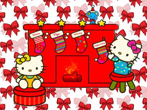 Hello Kitty Christmas.Pin On Hello Kitty Christmas