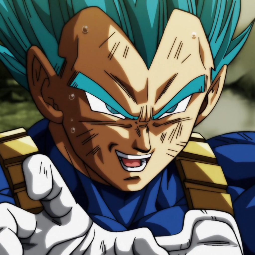 View, Download, Rate, and Comment on this Vegeta Super