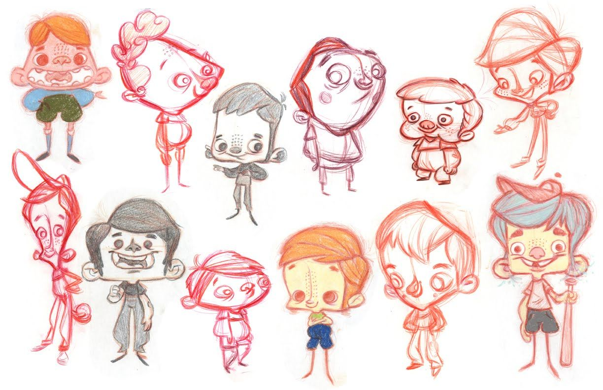 character design kids - Google Search