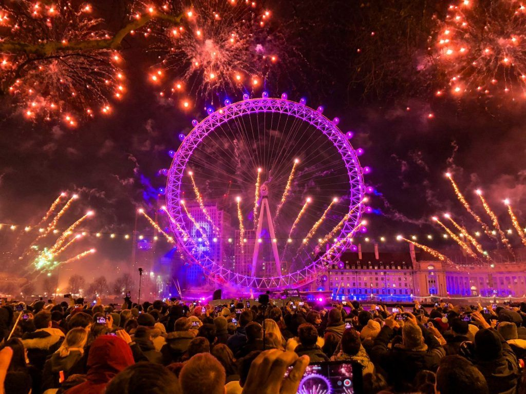 INFJ Burn Out New year's eve around the world, Good