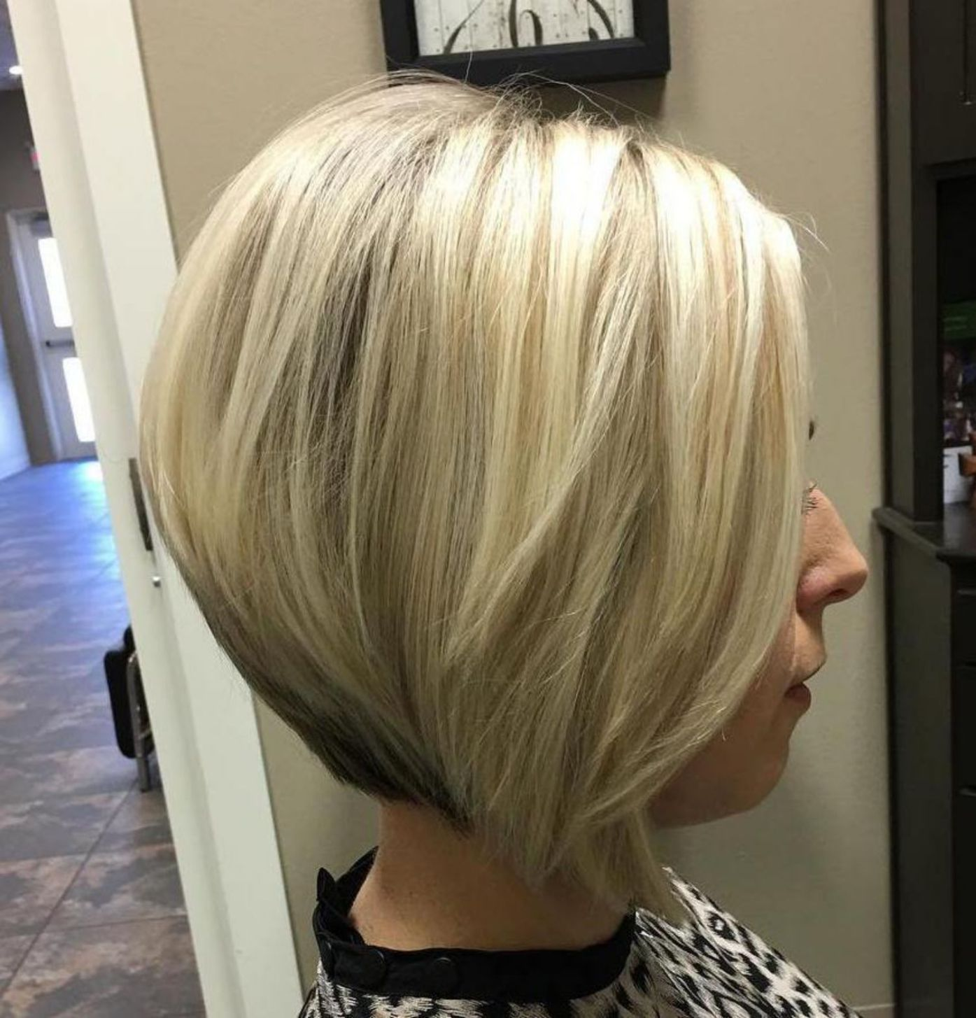 The full stack hottest stacked haircuts hairstyles pinterest