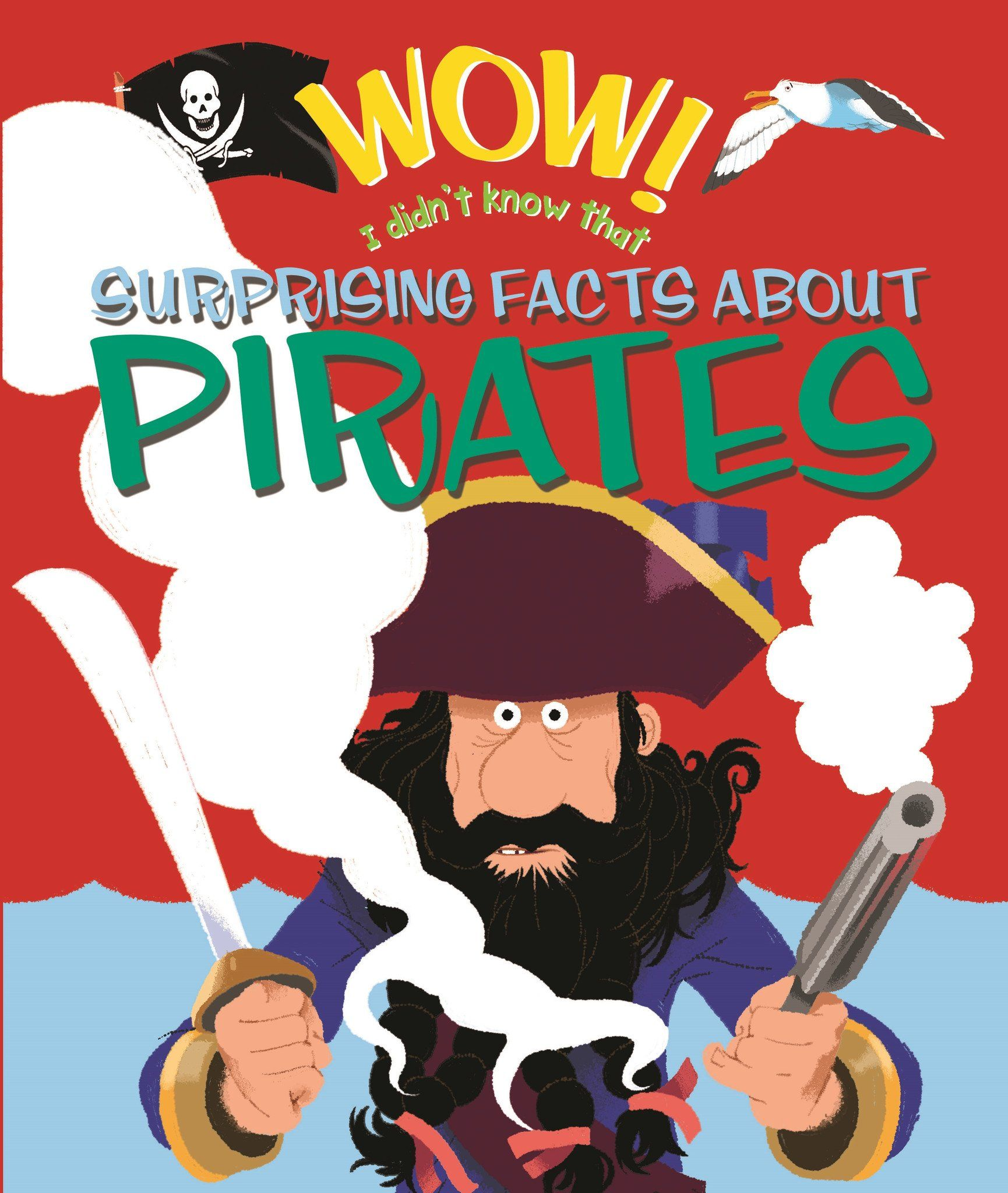 Surprising Facts About Pirates, by Marc Aspinall in 2020