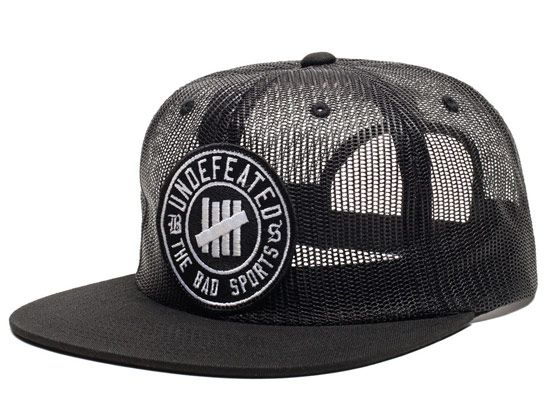 Bad Sports Mesh Snapback Cap by UNDEFEATED  c7935a21649a