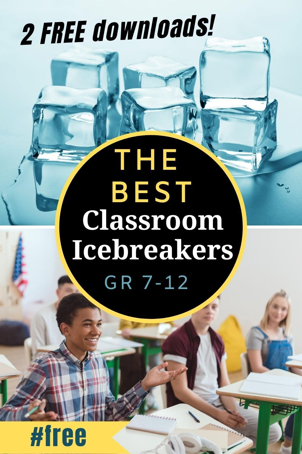 Classroom Icebreakers Don't Be Lame, Use No Cheese