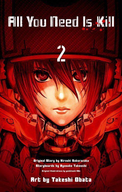 Video All You Need Is Kill Manga Promo Anime Nouveautes Bd