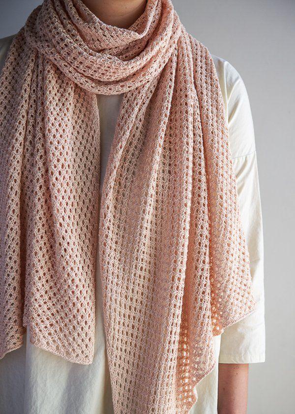 Terrace Wrap | Knitting | Pinterest | Schals, Schals und tücher und ...