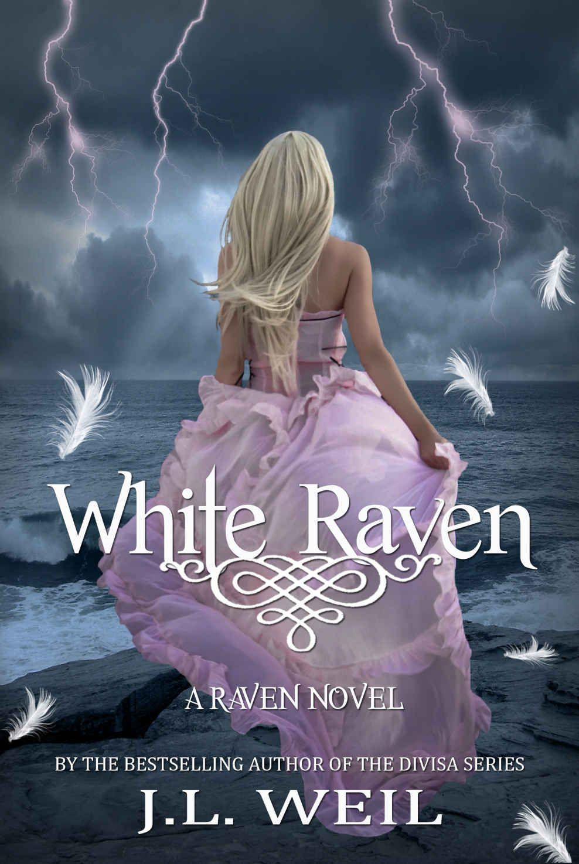 Amazon.com: White Raven (The Raven Series Book 1) eBook: J.L. Weil: Kindle  Store