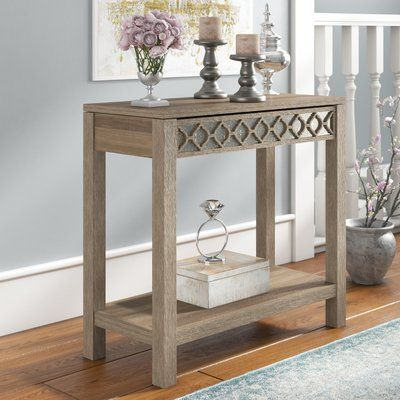Willa Arlo Interiors Clair Console Table Living Room Furniture Sale Furniture Antique Console Table