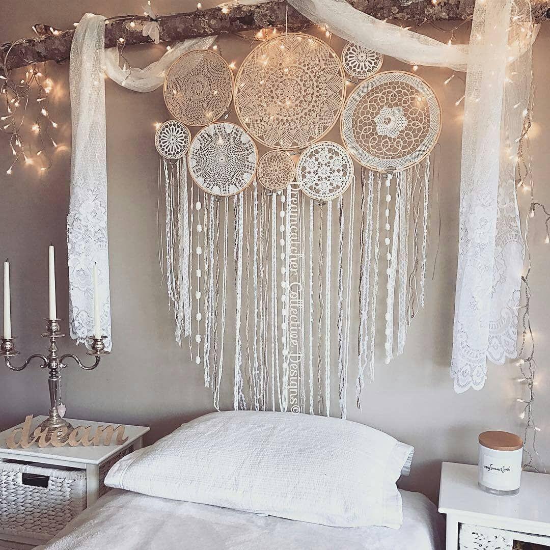 Bedroomdecoration Bedroom Dreamcatcher Bedroom Decoration Dreamcatcher Traumfanger Dream Catcher Decor Wall Murals Dream Catcher