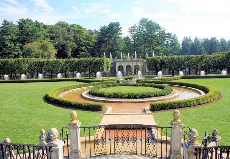 Longwood Botanic Garden