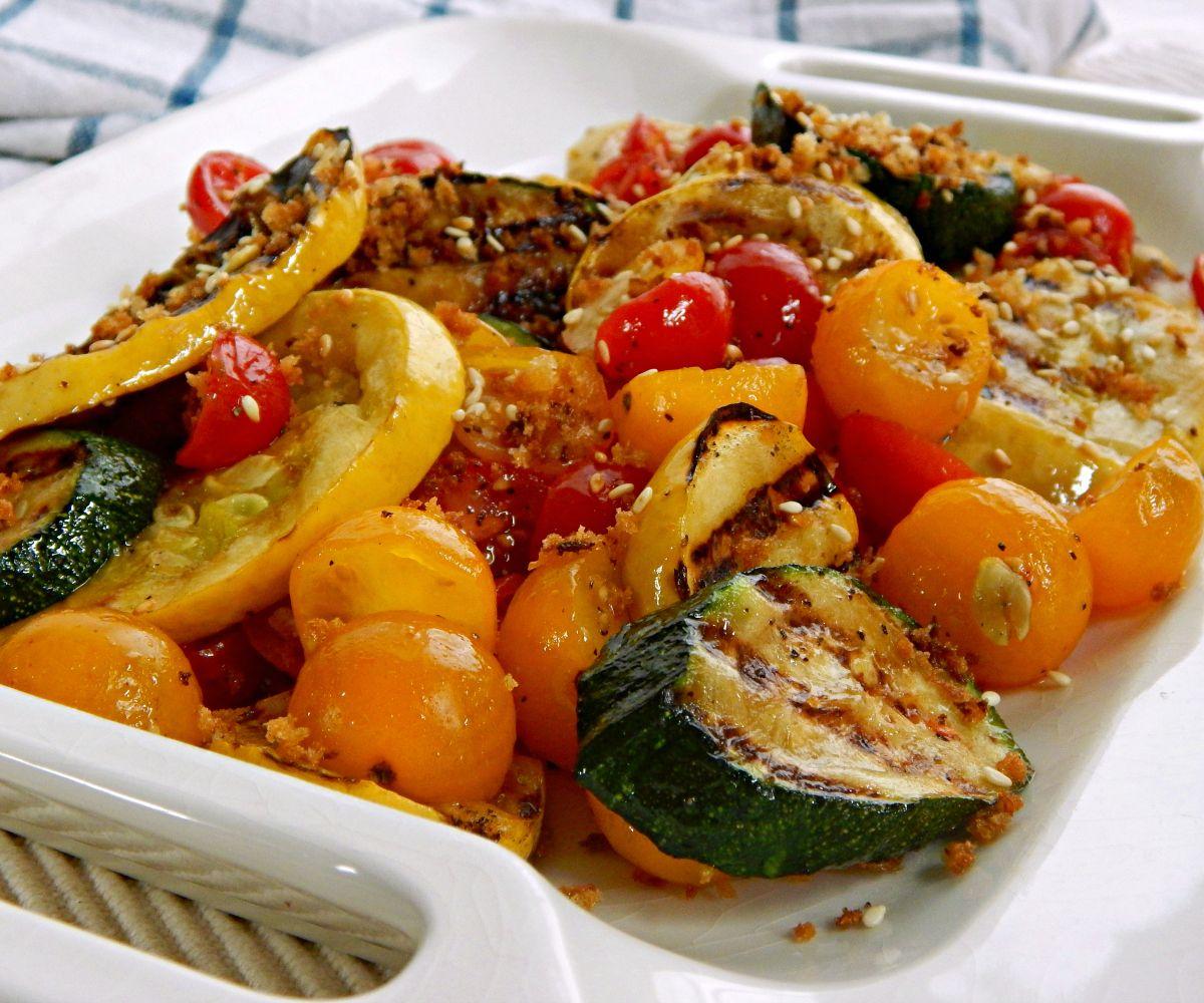 Vegetable Sides Stuffed Peppers Vegetables Vegetable Sides
