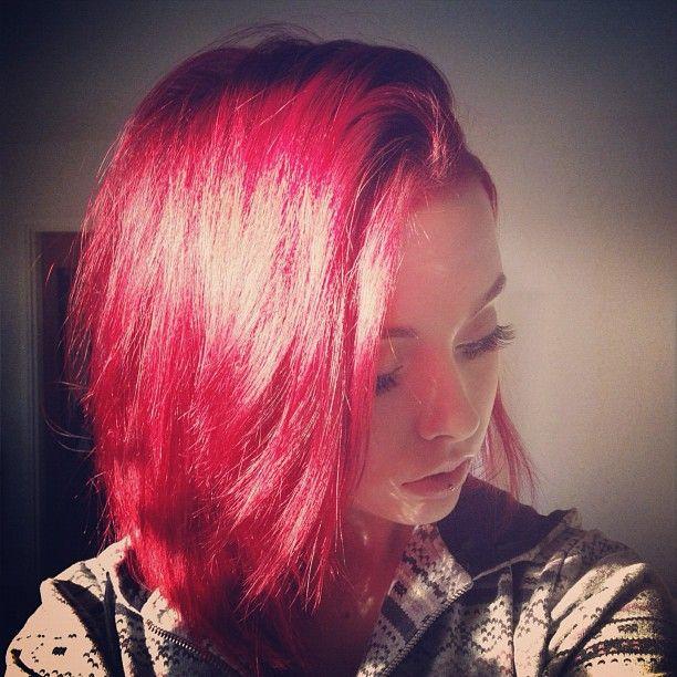 hair red girl
