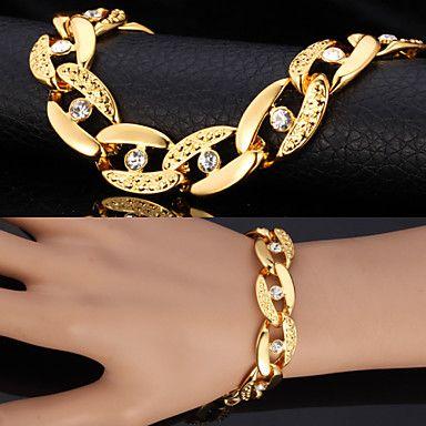 0da090ac3ed4 Resultado de imagen para esclavas de oro con diamantes para hombre ...