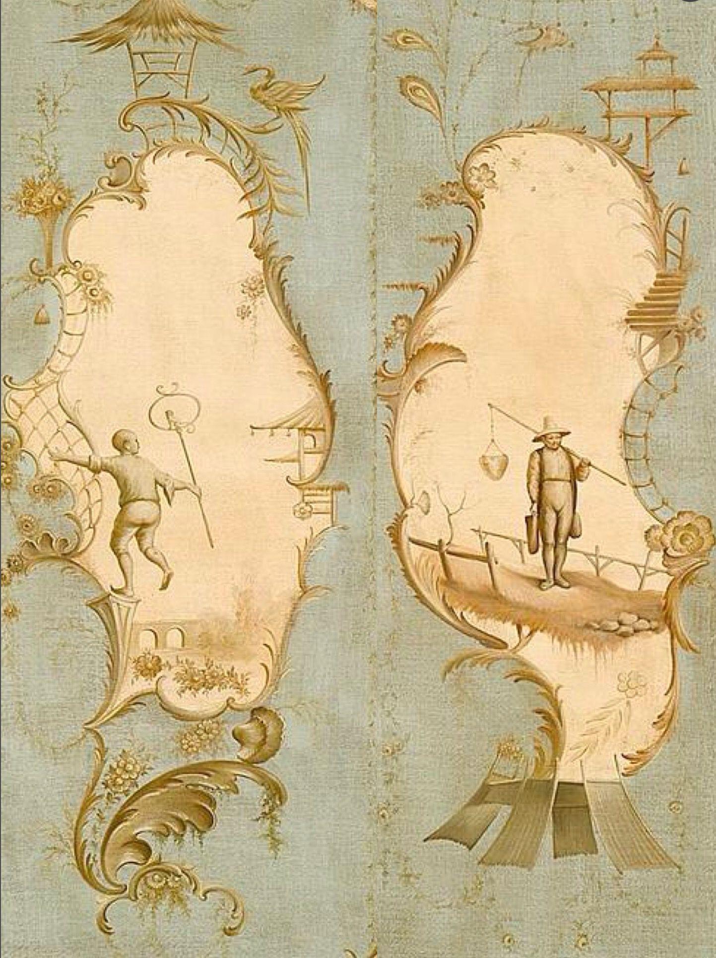 chinoiserie | Chinoiserie/Wallpaper | Pinterest | Chinoiserie ...