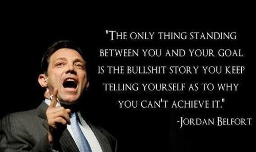 Wall Street Quotes Quote From The Real Wolf Of Wall Streetmisguided Ambition