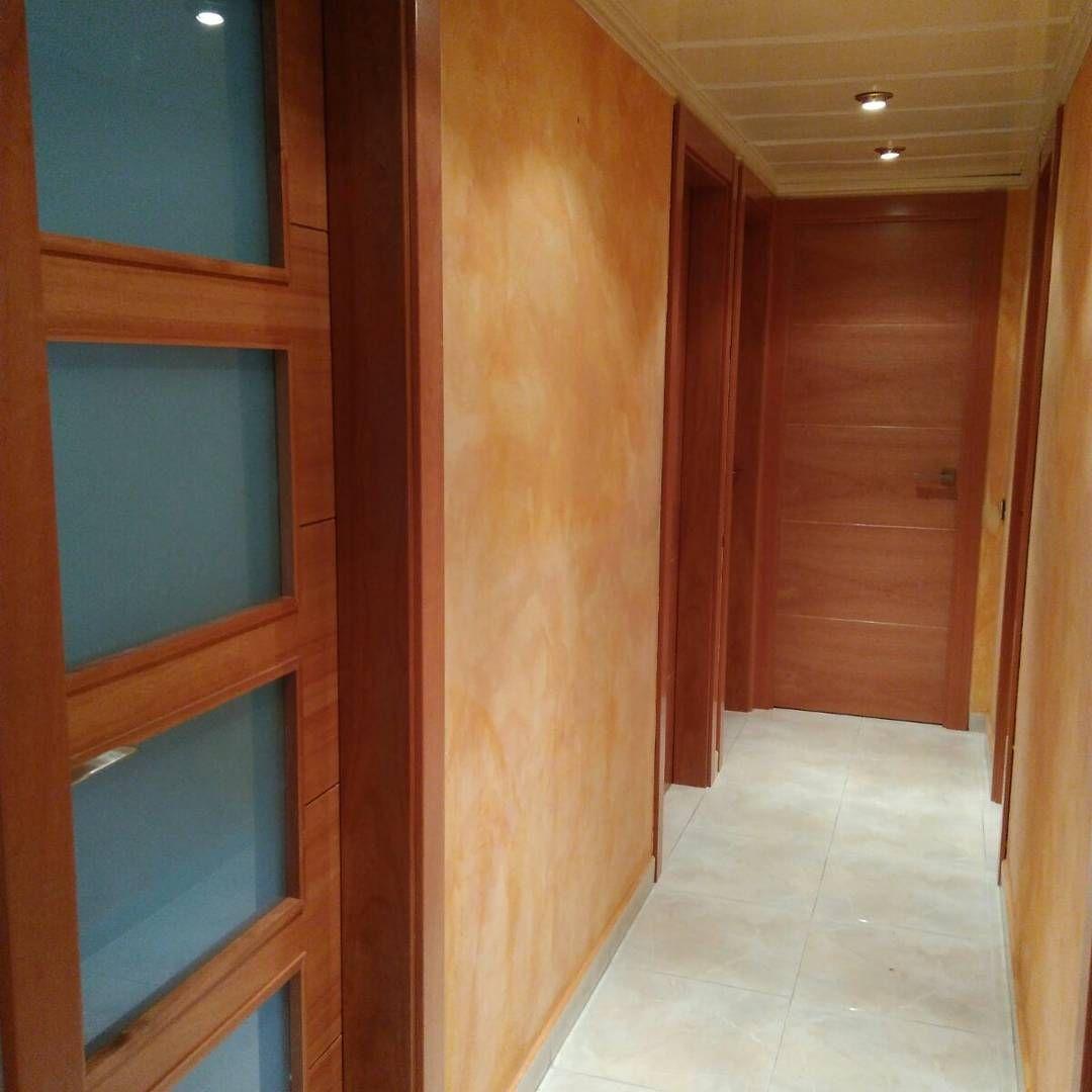 Puertas de madera macizas mod. Mapi Cedro   Puertas de Madera y ...